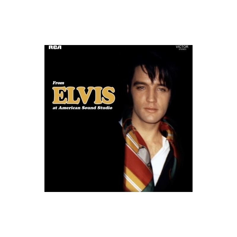 ELVIS PRESLEY AT AMERICAN SOUND STUDIO   CD FTD