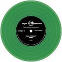 45 Tours Elvis Presley - The Signature Collection N°10 - Noël (Vinyle Vert)