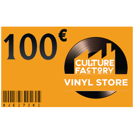 Carte Cadeau Culture Factory 100 €