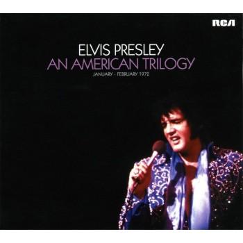ELVIS PRESLEY AN AMERICAN TRILOGY   CD FTD