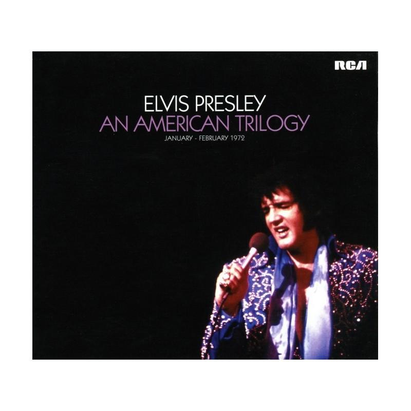 Elvis Presley - An American Trilogy - FTD (CD)