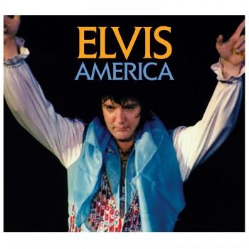 ELVIS PRESLEY AMERICA   CD FTD