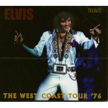 "THE WEST COAST TOUR '76"" (2-CD)"