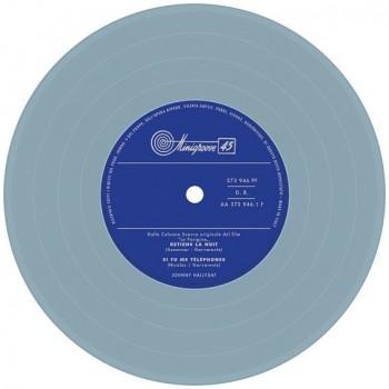 Hallyday, Johnny - 45 Tours - Retiens La Nuit - EP Pochette Italienne (Vinyle Gris)