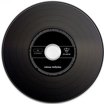 Hallyday, Johnny - CD - Wap-Dou-Wap - EP Pochette Grecque