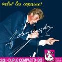 Hallyday, Johnny - 45 Tours - Salut Les Copains - EP Pochette Brésilienne (Vinyle Rose)
