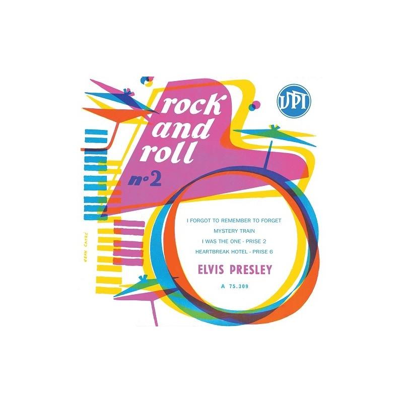 Presley, Elvis - 45 Tours - Rock And Roll N°2 (La Betterie)