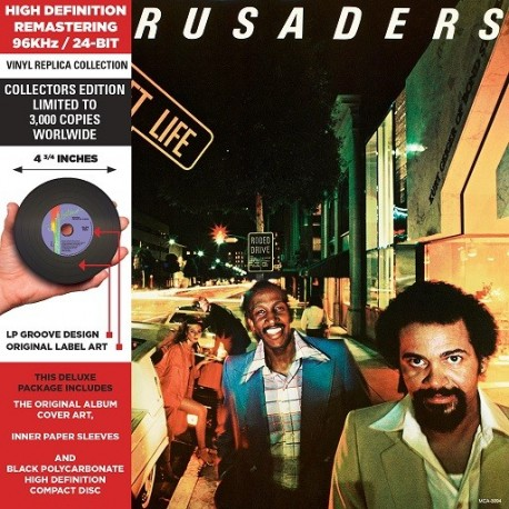 The Crusaders - CD -  Street Life