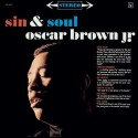 Oscar Brown Jr. - 33 Tours - Sin & Soul (Vinyle Noir)