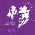 James Brown -      33 Tours - Try Me! (Vinyle Pourpre) + CD - RSD 2017