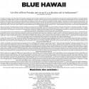 Elvis Presley - 33 Tours - Blue Hawaii (Vinyle Bleu) - RSD 2017