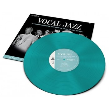 Various - 33 Tours - Vocal Jazz (Vinyle Turquoise) + CD - RSD 2017