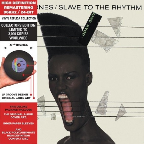Grace  Jones - CD - Slave To The Rhythm