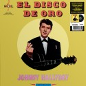 Johnny Hallyday - 33 Tours - Vogue Made In Mexique - El Disco De Oro (Vinyle Noir)