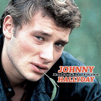 Johnny Hallyday - 33 Tours - Du Rock au Twist (Vinyle Noir)