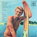 Johnny Hallyday - 33 tours - Vogue Made In Colombie - Los Grandes Exitos (Vinyle Noir)