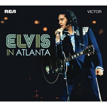 ELVIS PRESLEY CD FTD ATLANTA 75