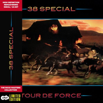 CD - 38 Special - Tour De Force