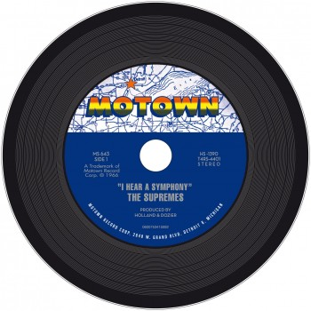 Diana Ross & The Supremes - I Hear A Symphony