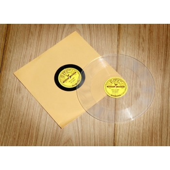 78 TOURS SUN RECORD VINYLE TRANSPARENT  U 130