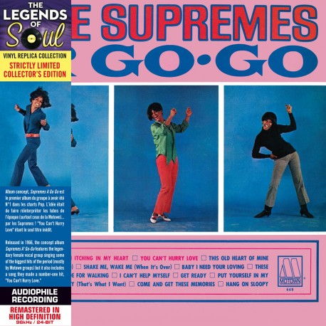 The Supremes - Supremes A Go Go