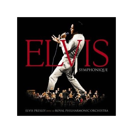 ELVIS SYMPHONIQUE 2 CD
