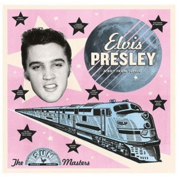 ELVIS PRESLEY A BOY FROM TUPELO VINYLE