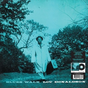 Lou Donaldson - 33 Tours - Blues Walk (Vinyle Noir)
