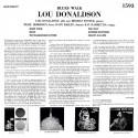 Lou Donaldson - 33 Tours - Blues Walk (Vinyle Noir)