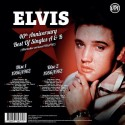Elvis Presley - 33 Tours - 40th Anniversary - Best Of Singles A & B (Vinyle Noir)