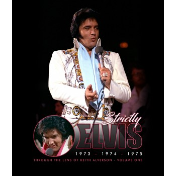 Elvis Presley - Strictly Elvis - Livre