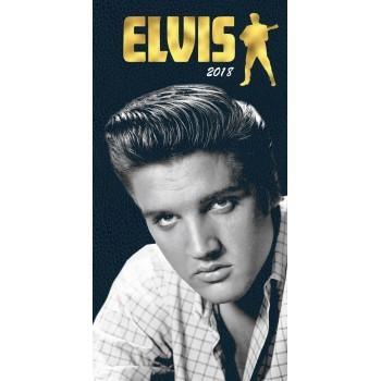 Elvis Presley - Agenda 2018
