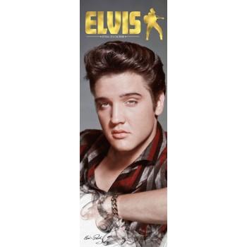 Elvis Presley - Calendrier 2018 Slim