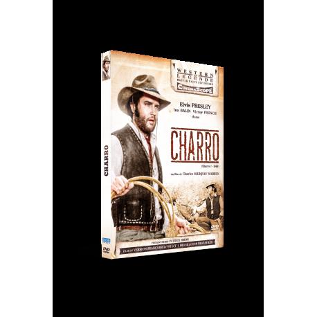 ELVIS PRESLEY CHARRO  DVD