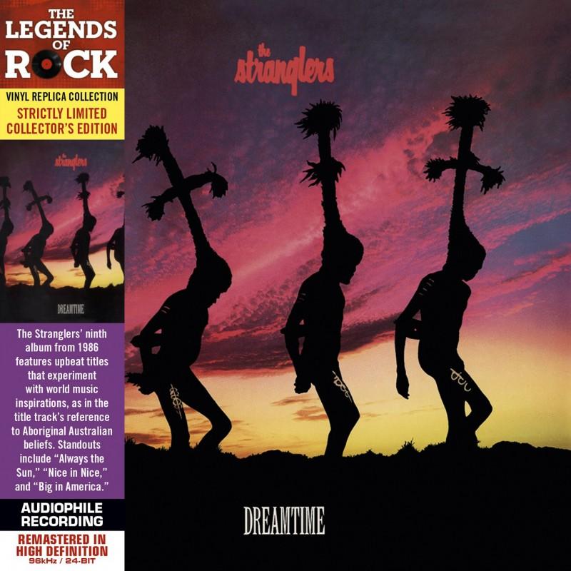 CD - The Stranglers - Dreamtime