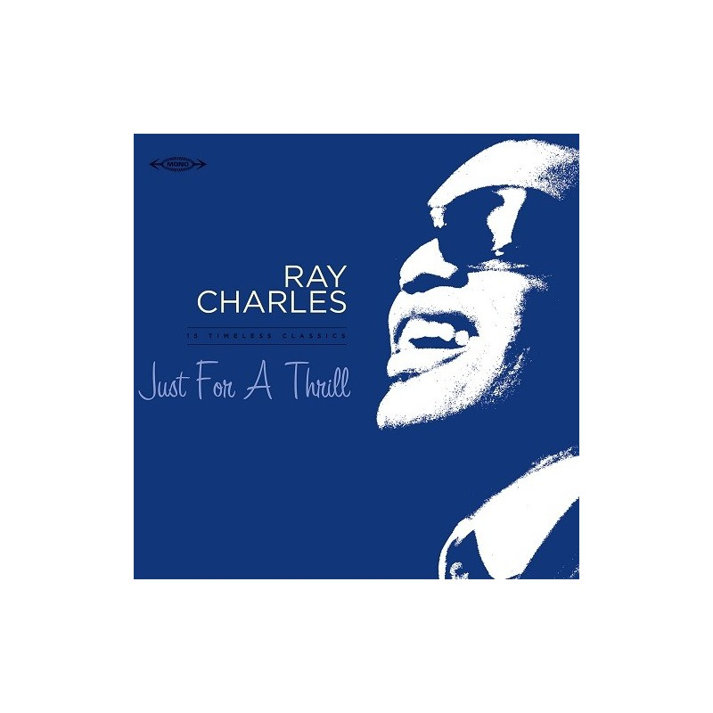 Ray Charles - 33 Tours - Just For A Thrill (Basic) (Vinyle Noir)
