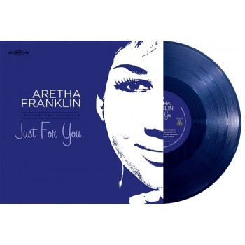 Aretha Franklin - 33 Tours - Just For You (Basic) (Vinyle Noir)