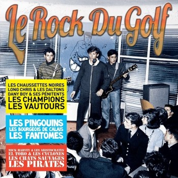 Various - 33 Tours - Le Rock Du Golf (Vinyle Noir)