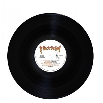 Various - 33 Tours - Le Rock Du Golf (Vinyle Noir)