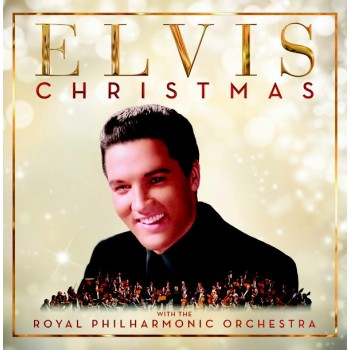 Elvis With The Royal Philharmonic Orchestra ‎– Elvis Christmas