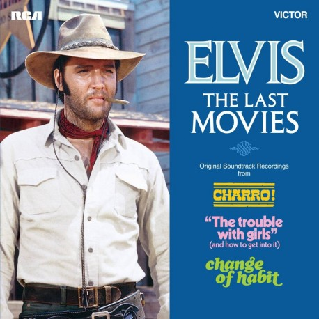 ELVIS PRESLEY - THE LAST MOVIES - CD FTD