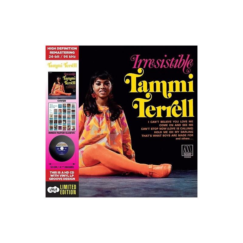 CD - Tammi Terrell - Irresistible