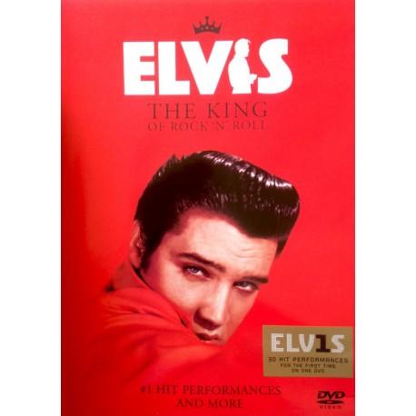 ELVIS PRESLEY  - THE KING OF ROCK'N'ROLL - DVD