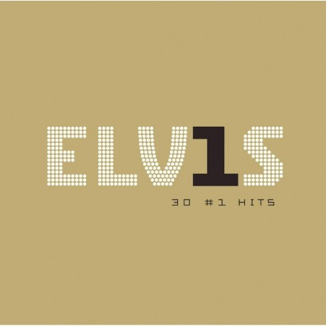 ELVIS PRESLEY - ELVIS 30 No 1 HITS - CD