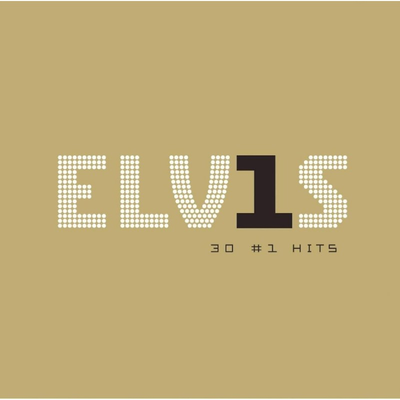 Elvis Presley - Elvis 30 No 1 Hits (CD)