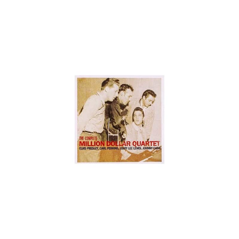 ELVIS PRESLEY - THE COMPLETE MILLION DOLLAR QUARTET - CD