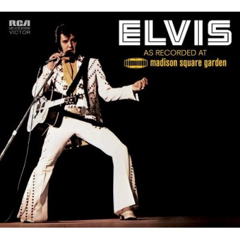Elvis Presley ‎– Elvis As Recorded At Madison Square Garden
