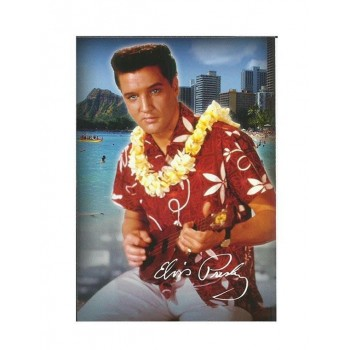 Elvis Carte Postale Hawaii