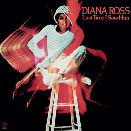 CD - Diana Ross - Last Time I Saw Him