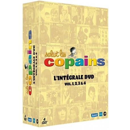 Coffret Salut Les Copains - L'intégrale